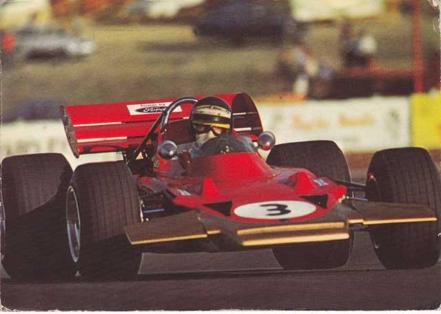 Lotus-Ford 72, Jochen Rindt.