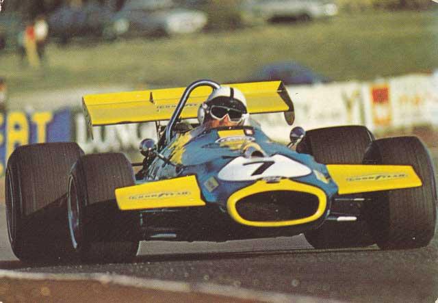Jack Brabham, Brabham Ford BT33.