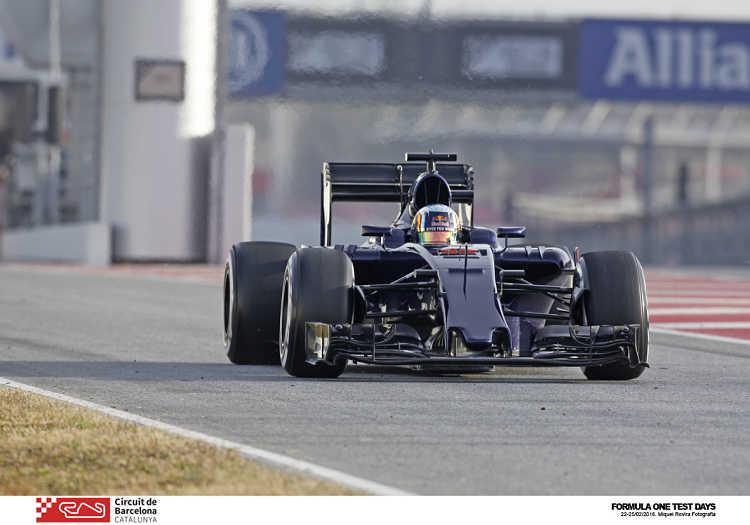 Formula One Test Days