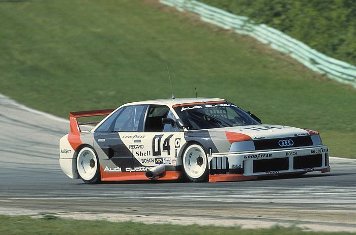 1989 In the IMSA-GTO Series Hans-Joachim Stuck celebrates seven wins in an Audi 90 - 2_opt