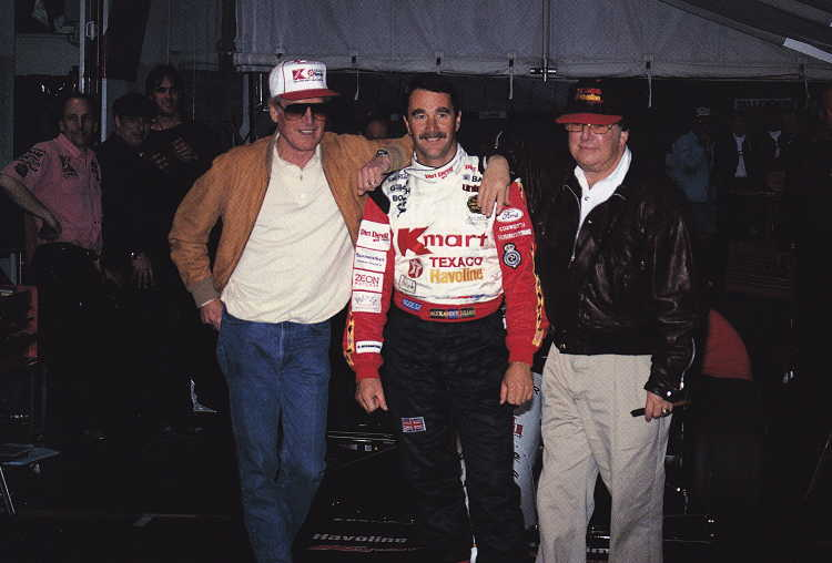 1993 - Newman Haas racing_opt